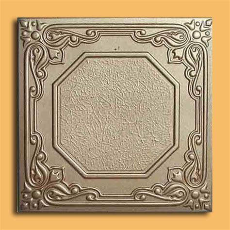 lisbona gold foam glue up ceiling tiles antique ceilings