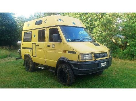 gebraucht kaufen iveco daily 4x4 patente b wohnwagen mobile kastenwagen in sorano gebraucht kaufen bei