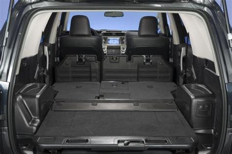 toyota runner cargo space  cars news