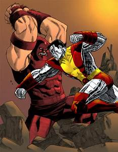 Juggernaut VS Colossus Jan. 27 2014 by Timothy-Brown on ...