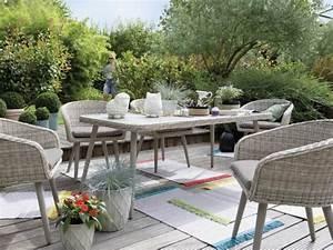 Tapis D Extérieur Maison Du Monde : tapis de terrasse 10 mod les pour s 39 inspirer ~ Dailycaller-alerts.com Idées de Décoration