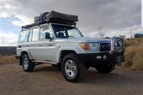 The land cruiser 70 features durable interior trim. 2007 Toyota Land Cruiser 70 Series Station wagon 4.2 Cars ...