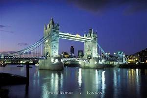 London Tower Bridge II Poster Sold At Europosters