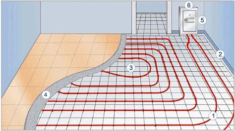 floor heating systems tile tcworks org