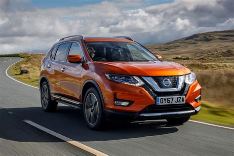 nissan  trail review auto express