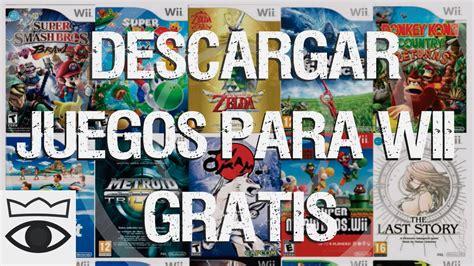 Entre y conozca nuestras increíbles ofertas y promociones. Descargar Juegos Para Wii Gratis 2016, Mega, Completos ...
