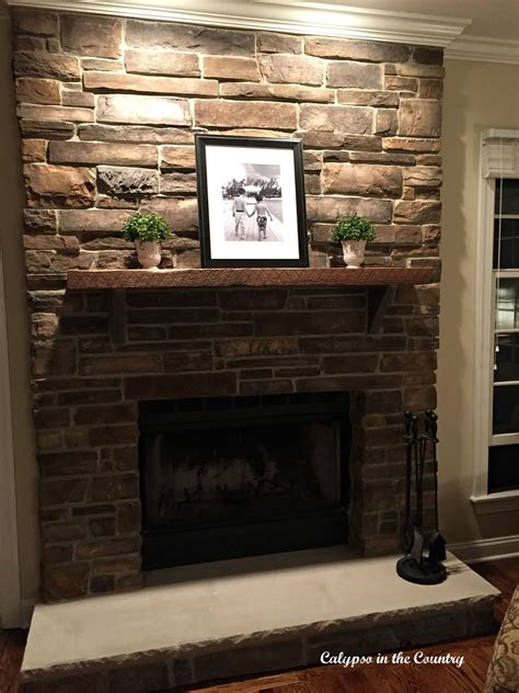 country fireplace rustic stone fireplace calypso in the country