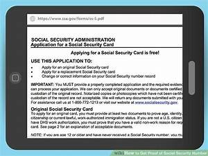 how to get proof of social security number 9 steps With documents for social security replacement