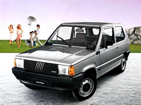 Fiat Panda 45 Super (141) '198286