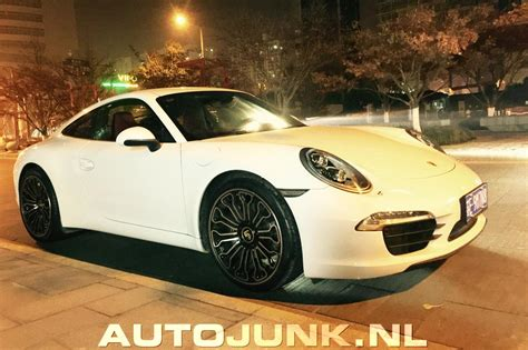 porsche spyder 911 chinese porsche 911 with fake 918 spyder wheels isn 39 t