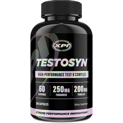 Li Bido by Testosyn Powerful Testosterone Booster Boost Drive