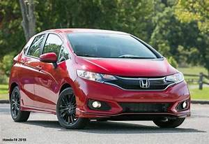 Honda Fit Sport Manual 2018 Price Specification