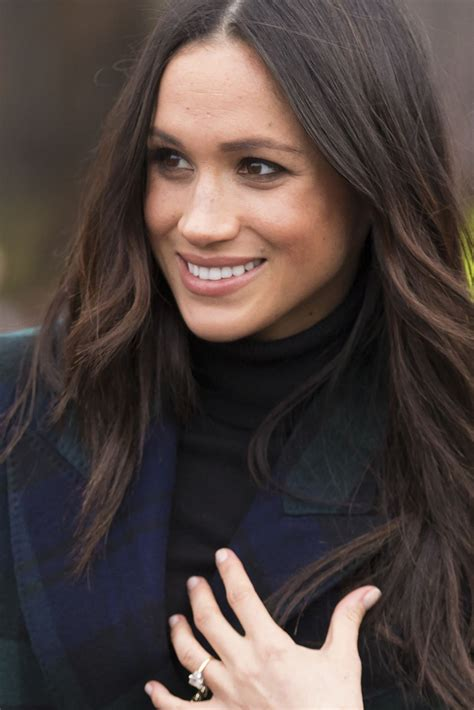 Their oprah interview smartly set meghan markle's suits costar wendell pierce clarified his comments calling her oprah interview. MEGHAN MARKLE on Visit in Edinburgh 02/13/2018 - HawtCelebs