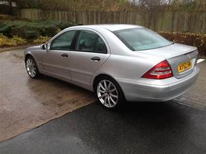 2002 Mercedes C220 Cdi Manual Dudley  Dudley