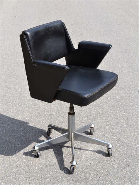fauteuil bureau noir pas cher