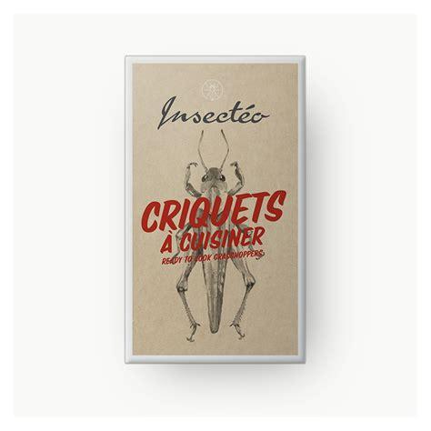 cuisine insectes comestibles criquet comestible nature à cuisiner créez vos recettes