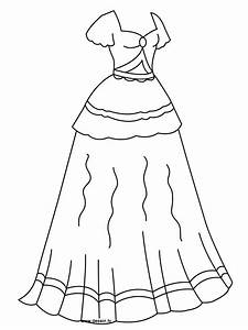 free coloring pages With coloriage robe