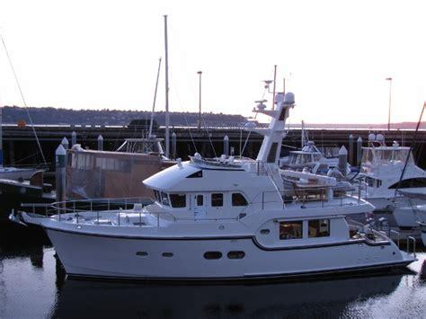 Living On A Boat In Seattle by Bayliner 4087 Mv Dirona