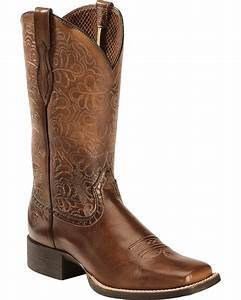 Ariat women39s remuda western boots boot barn for Boot barn womens cowboy boots