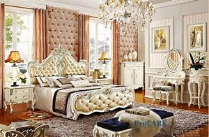 luxury european royal style white solid wood hand carved