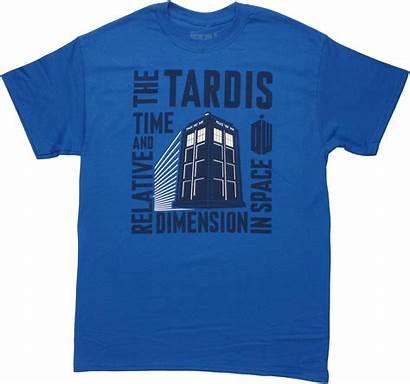 Acronym Tardis Doctor Shirt Boxed Stylinonline