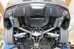 """Full-Race 3"""" Cat-Back Exhaust System for 2015+ Ford Mustang Ecoboost – TUNE+"""