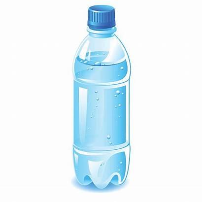 Bottle Water Clipart Bottles Clip Illustrations Mineral