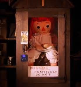 Annabelle Doll Museum