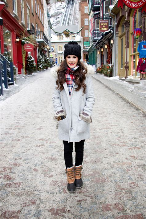Walking in a Winter Wonderland on the blog today Quebec
