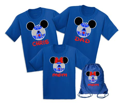 disney star wars  family  shirts  official site