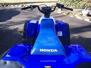 86 Honda Trx 200sx New Plastics