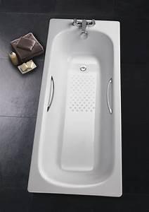Twyford Celtic Plain Steel Bath 1500 X 700mm With Legs