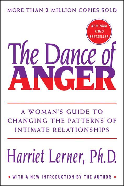 dance  anger  harriet lerner book read