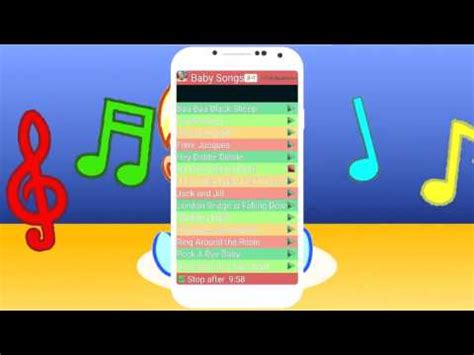 Rock The Boat Baby Don T You Cry by Baby Songs And Lullabies App Report On Mobile App