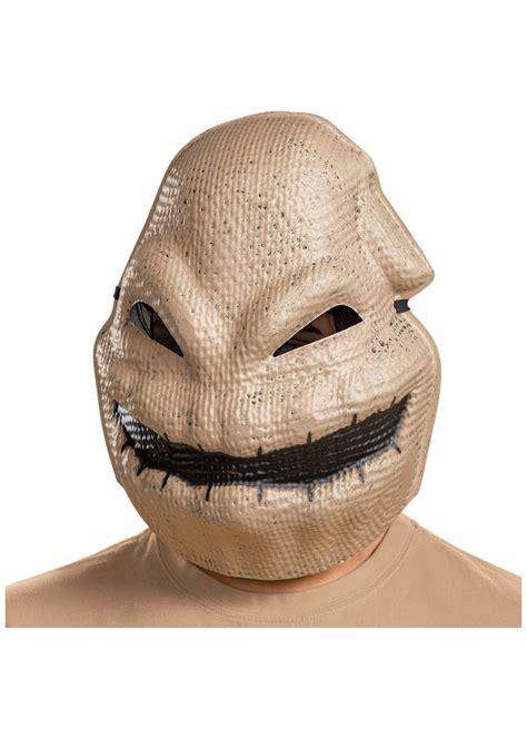 oogie boogie vacuform mask masks