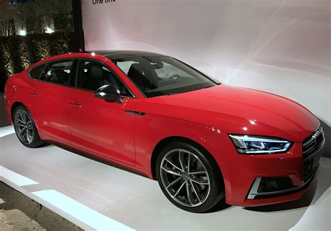 2019 Audi S5 Concept And Features