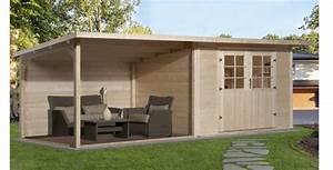 Gartenhaus Mit Lounge : weka holz gartenhaus como 295 cm x 300 cm mit gro er lounge f r 1533 95 euro inkl versand ~ Indierocktalk.com Haus und Dekorationen
