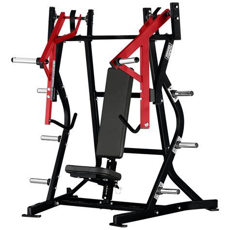 Hammer Strength Plateloaded Isolateral Bench Press