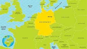 Germany Landscape Map | www.pixshark.com - Images ...