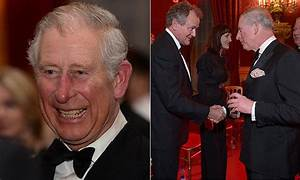 Prince Charles watches Hugh Bonneville perform at 10th ...