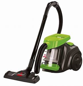 New Bissell Zing Bagless Canister Vacuum Cleaner 1665