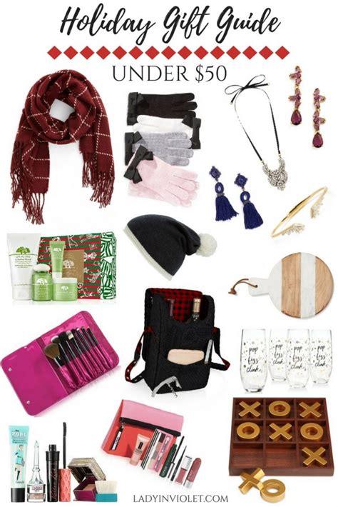 best christmas gifts under 50 lady in violetlady in violet