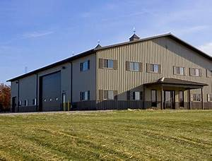 award commercial industrial division greiner buildings With 60x100 pole barn