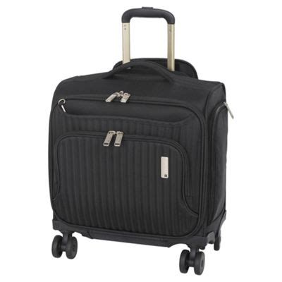 cabin luggage 4 wheels buy it luggage underseat 4 wheel black cabin bag from our