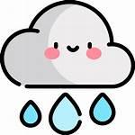 Rainy Icons Icon Weather