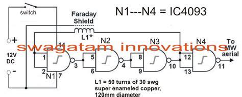 Simple Beat Frequency Oscillator Bfo Metal Detector