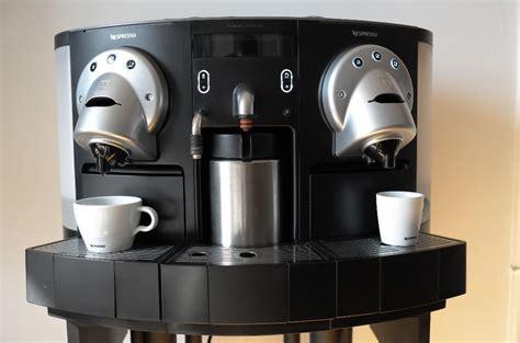 Professional Nespresso Gemini CS 220 Pro capsule coffee machine cs220 dual 2 twin cs220 cs100 £
