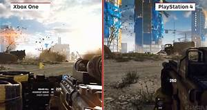Battlefield 4 PlayStation 4 vs Xbox One Side-by-Side ...