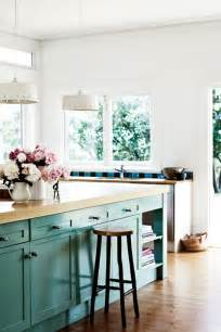 turquoise kitchen island turquoise accents in the kitchen my paradissi