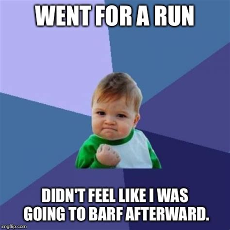 Barf Meme - first trimester success imgflip